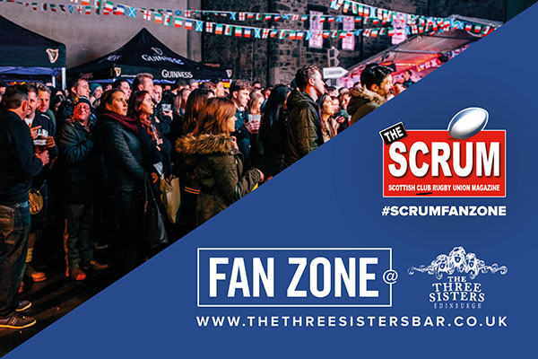 SCRUM FANZONE BLOG
