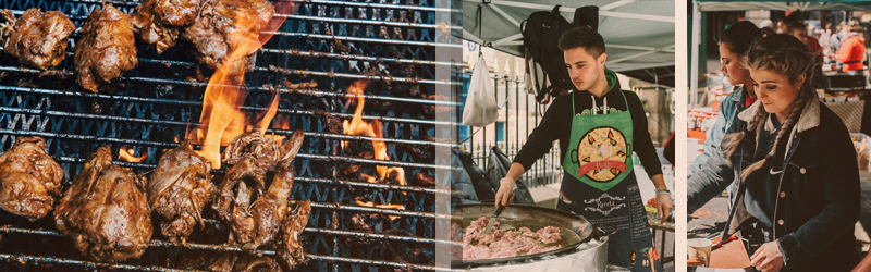 The Old Town Street Food Festival Returns