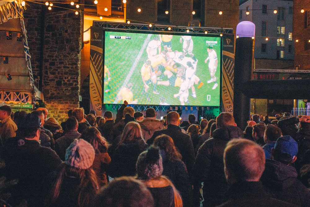 Ultimate Six Nations Fanzone