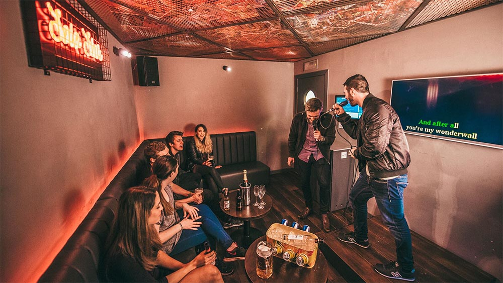 Function Hire | The Three Sisters | Edinburgh Cowgate