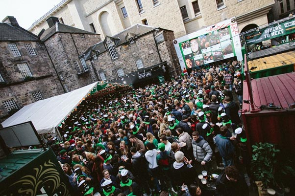 Why come to #Cowgatestpats